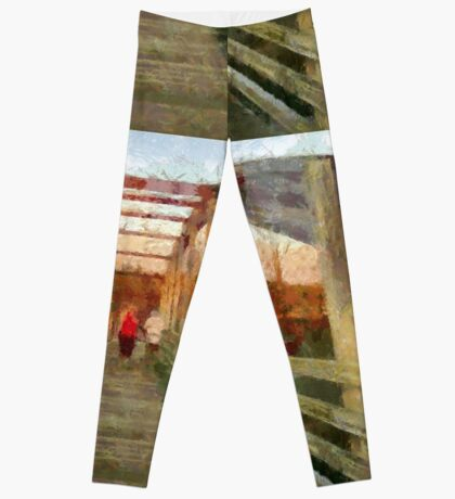 Tassee Bridge Leggings