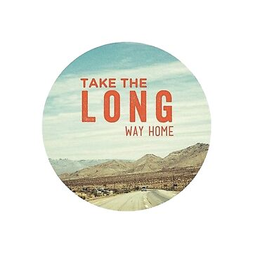 Take the Long Way by alitmcgary