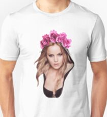 Sweet Pea Flower Crown T-Shirt