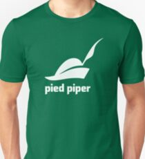 Pied Piper 3.0 Logo - Silicon Valley - New Logo - Season 3 T-Shirt