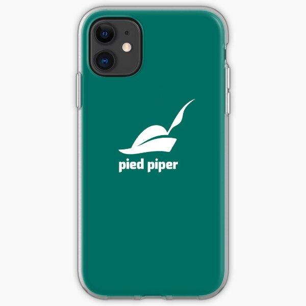 Pied Piper 3.0 Logo - Silicon Valley - New Logo - Season 3 iPhone Soft Case