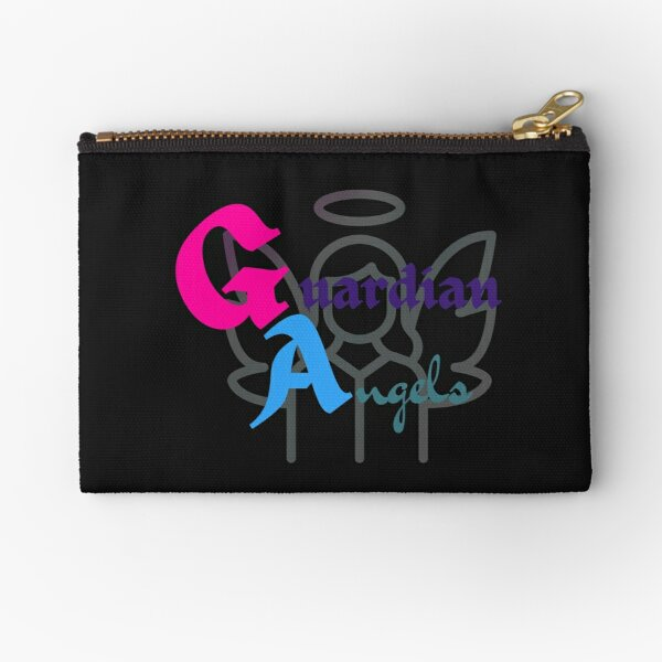 GUARDIAN ANGELS Zipper Pouch