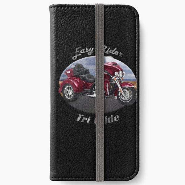 Harley Davidson Tri Glide Easy Rider iPhone Wallet