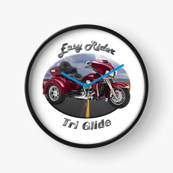 Harley Davidson Tri Glide Easy Rider Clock