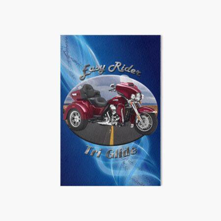 Harley Davidson Tri Glide Easy Rider Art Board Print
