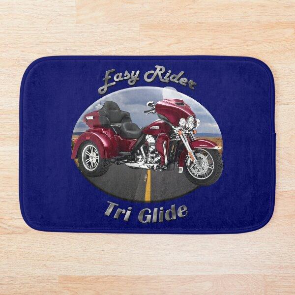 Harley Davidson Tri Glide Easy Rider Bath Mat