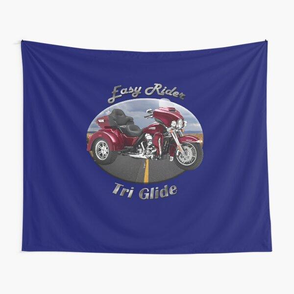 Harley Davidson Tri Glide Easy Rider Tapestry