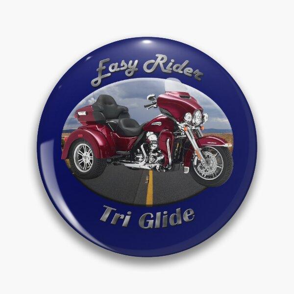 Harley Davidson Tri Glide Easy Rider Pin