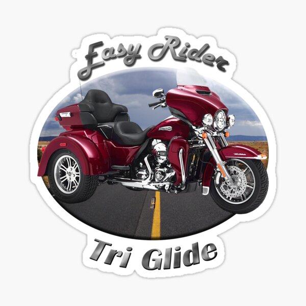 Harley Davidson Tri Glide Easy Rider Sticker