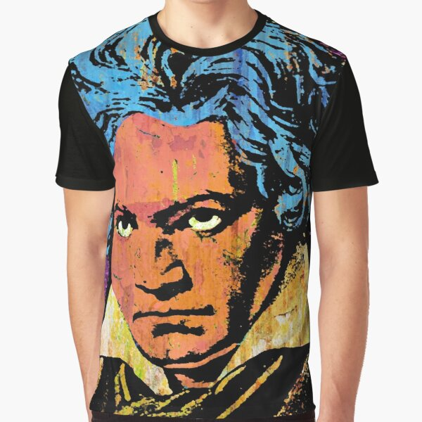 BEETHOVEN Graphic T-Shirt