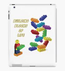 Building Blocks of Life - Legos iPad Case/Skin