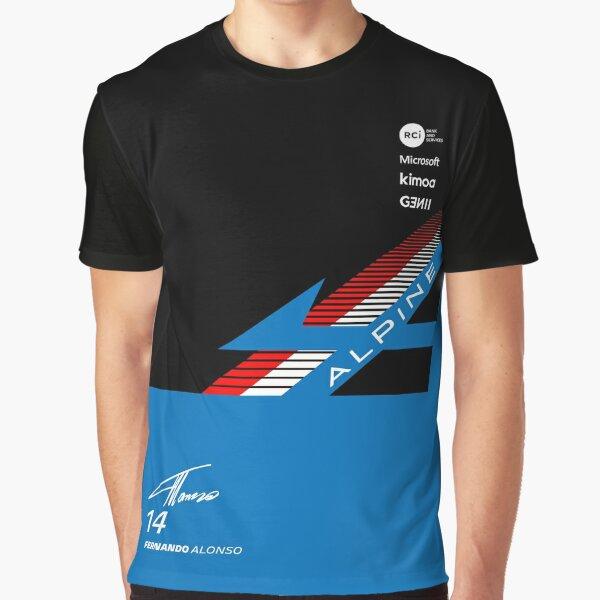 Fernando Alonso Camiseta gráfica