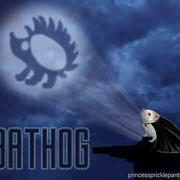Bat-hog! by PPricklepants