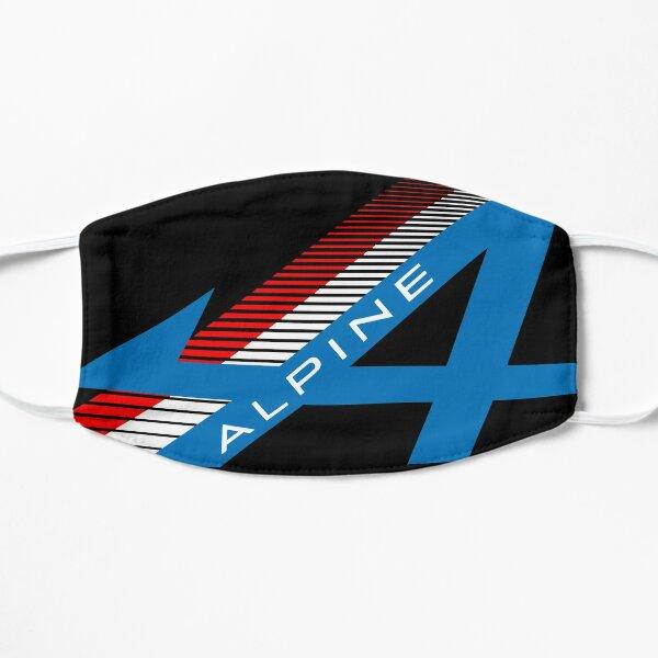 Alpine F1 Design Flache Maske
