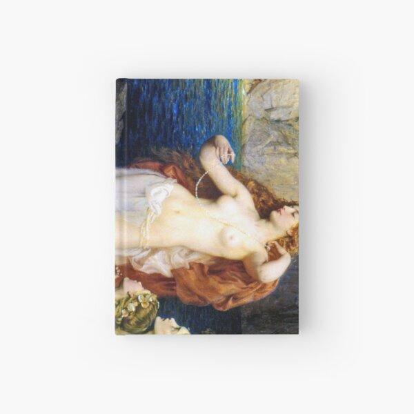 The Pearls Of Aphrodite – (Herbert James Draper)  Герберт Дрейпер - Жемчуг Афродиты Hardcover Journal