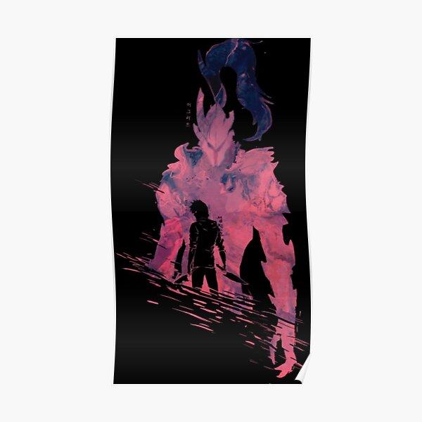 Sung Jin-Woo Shadow Generals - Nivellement en solo Poster