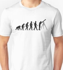 Funny Evolution of Astronomy T-Shirt