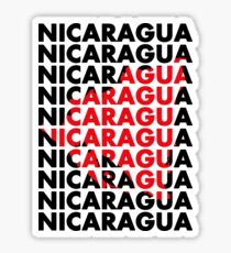 Surf Nicaragua Sticker