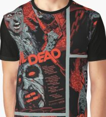 evil dead art #1 Graphic T-Shirt