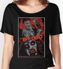 evil dead art #1 Women's Relaxed Fit T-Shirt