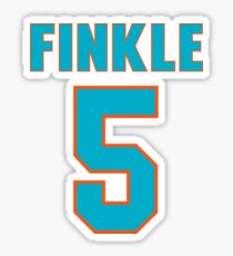 Finkle 5 Sticker