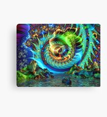 Ancient River of Fate Canvas Print