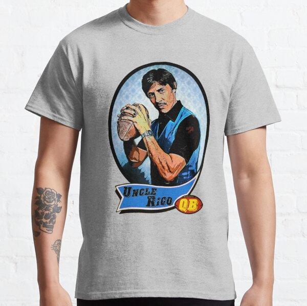 Tarjeta de fútbol del tío Rico Camiseta clásica