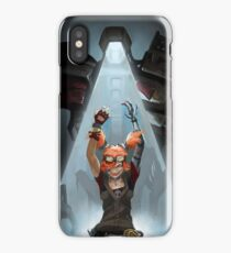 Gaige // Borderlands Art #2 iPhone Case/Skin