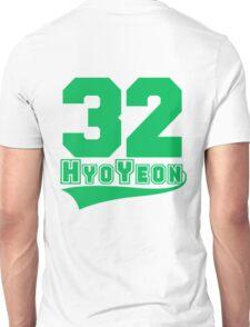 HyoYeon - 32 Unisex T-Shirt