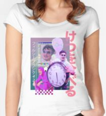 Filthy Frank 420 Women's Fitted Scoop T-Shirt