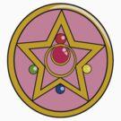 Sailor Moon R Locket by Shayera