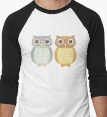 Cool Owl & Friendly Owl T-Shirt