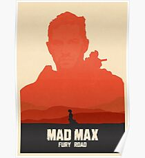 Mad Max Fury Road Art #1 Poster