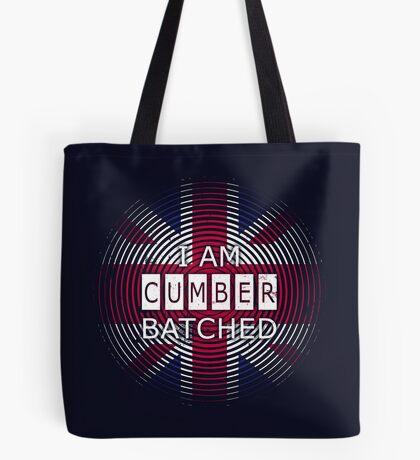 I AM CUMBERBATCHED (UK Edition) Tote Bag