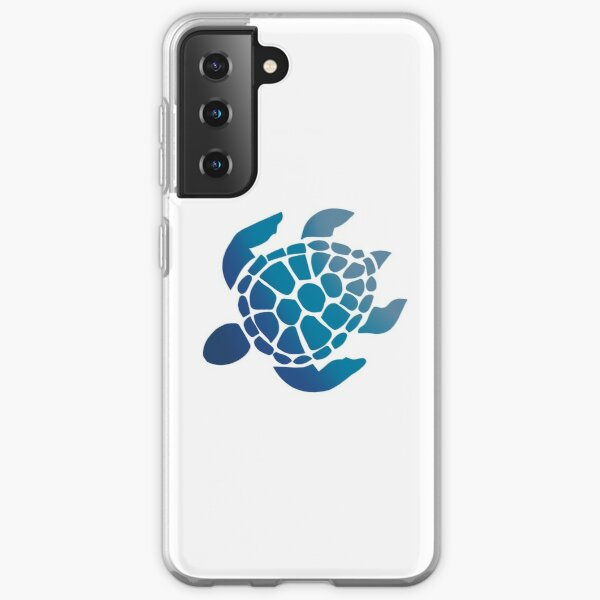 Sea Turtle Samsung Galaxy Soft Case