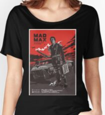 Mad Max Art #2 Women's Relaxed Fit T-Shirt