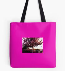 Cherry Blossom Collection Tote Bag