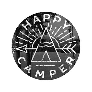 Happy Camper by alitmcgary