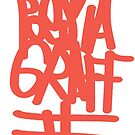 finger tag collection POESIA GRAFF by pezore