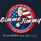 Better Elect Jimmy (Version 1) by RyanAstle