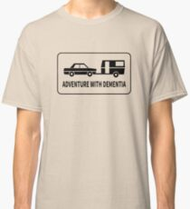 ADVENTURE WITH DEMENTIA Classic T-Shirt