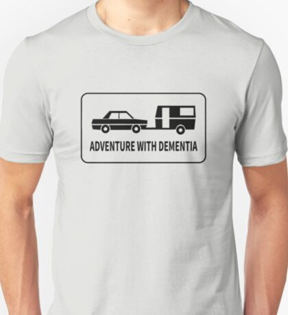 ADVENTURE WITH DEMENTIA T-Shirt