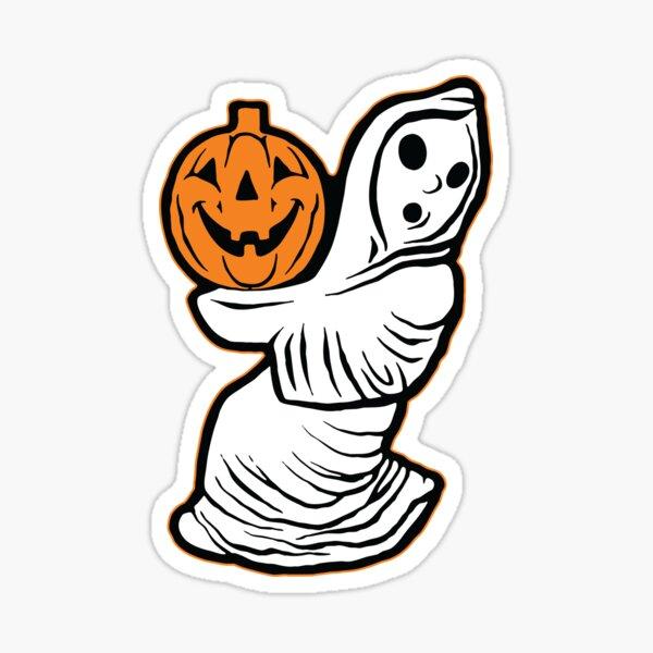 The Boo Crew Classic Halloween Blowmold Sticker