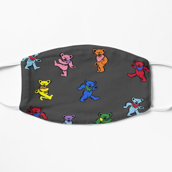 Mini Dancing Bears Flat Mask