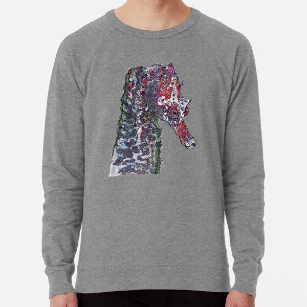 Lady Jayne Seahorse of Manly Nets Lightweight Sweatshirt