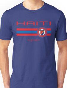 Copa America 2016 - Haiti (Home Blue) Unisex T-Shirt