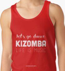 Let's go dance Kizomba Tank Top