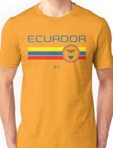 Copa America 2016 - Ecuador (Home Yellow) Unisex T-Shirt