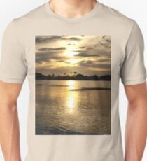 Shining waters Unisex T-Shirt