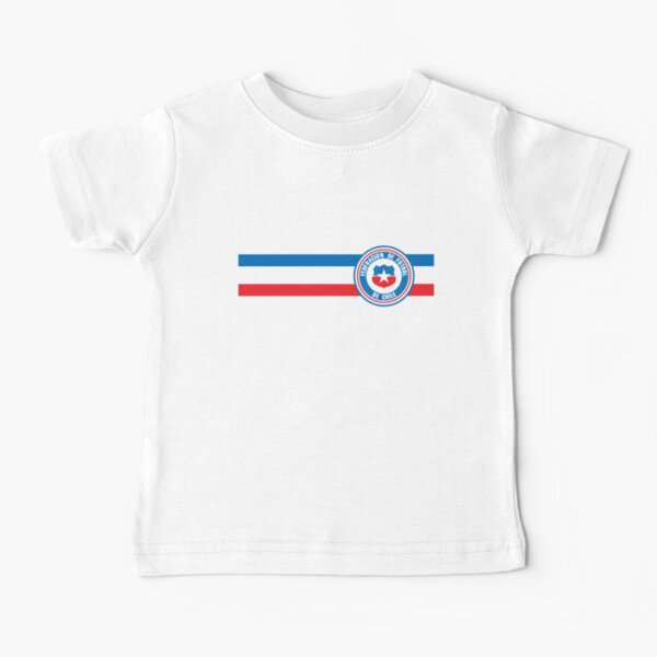 Football - Chile (Home Red) Baby T-Shirt
